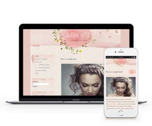 Juliet Responsive WordPress Theme by Envye