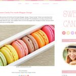 Sweet Candy Blogger Template by Envye